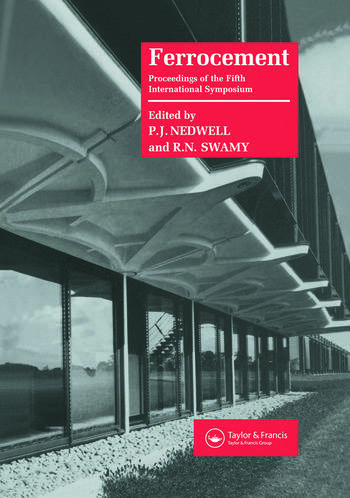Ferrocement Proceedings of the Fifth International Symposium book cover