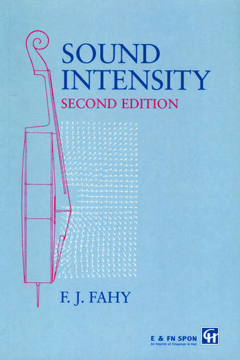 Sound Intensity book cover