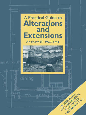 Practical Guide to Alterations and Extensions book cover