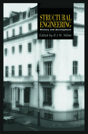Structural Engineering History and development book cover