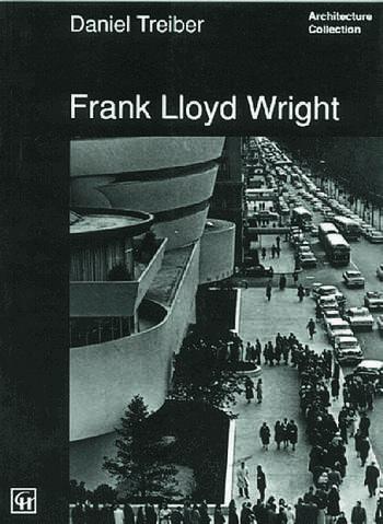 Frank Lloyd Wright book cover