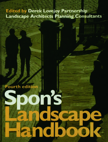 Spon's Landscape Handbook book cover