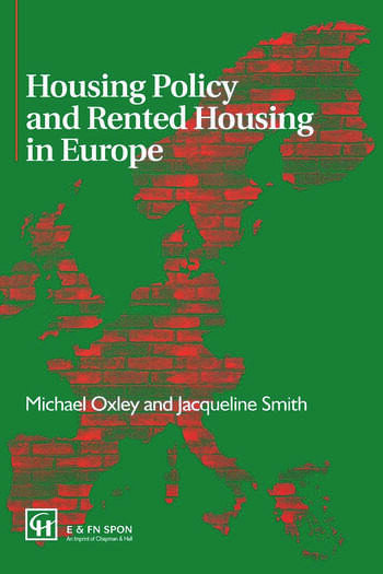 Housing Policy and Rented Housing in Europe book cover