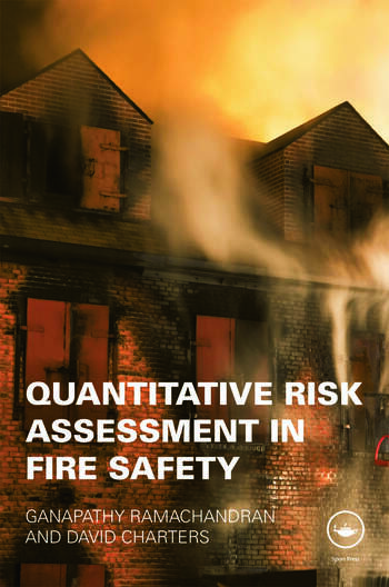 Quantitative Risk Assessment in Fire Safety book cover