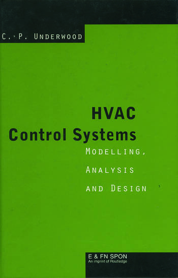 HVAC Control Systems Modelling, Analysis and Design book cover