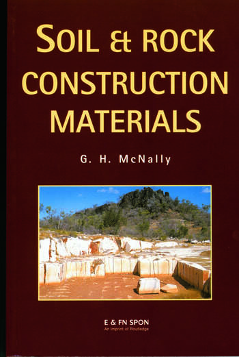 Soil and Rock Construction Materials book cover