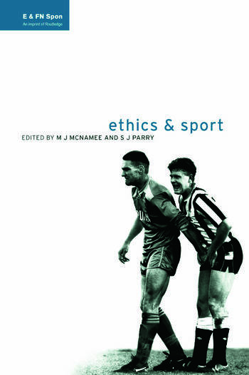 Ethics and Sport book cover