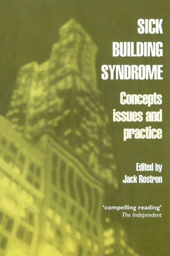 Sick Building Syndrome Concepts, Issues and Practice book cover