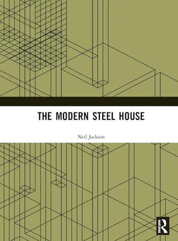 The Modern Steel House book cover
