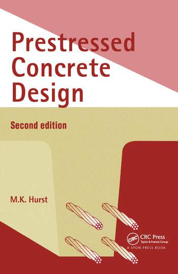Prestressed Concrete Design book cover