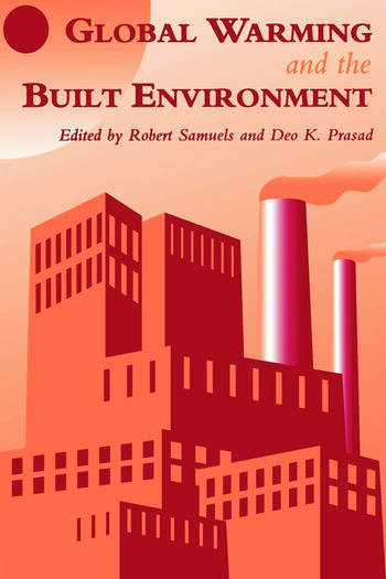 Global Warming and the Built Environment book cover