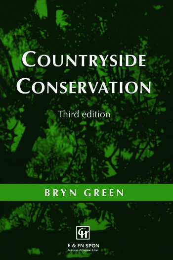 Countryside Conservation Land Ecology, Planning and Management book cover