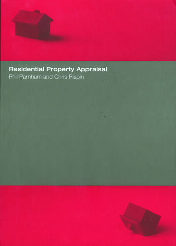 Residential Property Appraisal book cover