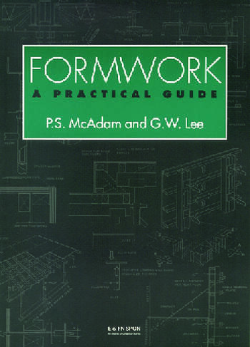 Formwork A practical guide book cover