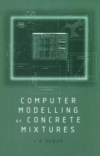 Computer Modelling of Concrete Mixtures book cover