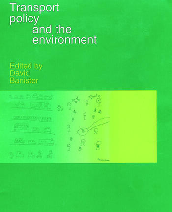 Transport Policy and the Environment book cover