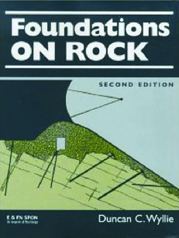 Foundations on Rock Engineering Practice, Second Edition book cover
