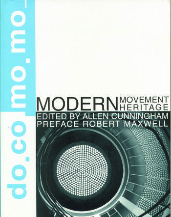 Modern Movement Heritage book cover