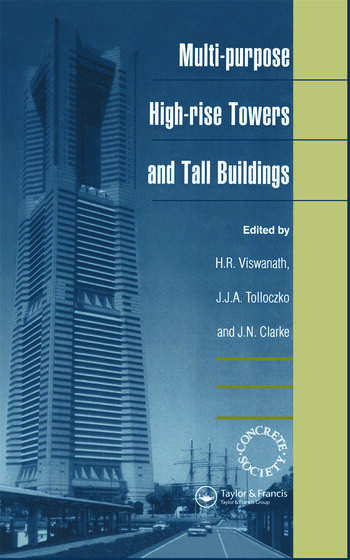 Multi-purpose High-rise Towers and Tall Buildings book cover