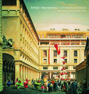 Artists' Impressions in Architectural Design book cover