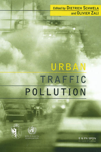 Urban Traffic Pollution book cover