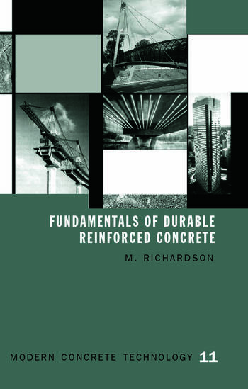 Fundamentals of Durable Reinforced Concrete book cover