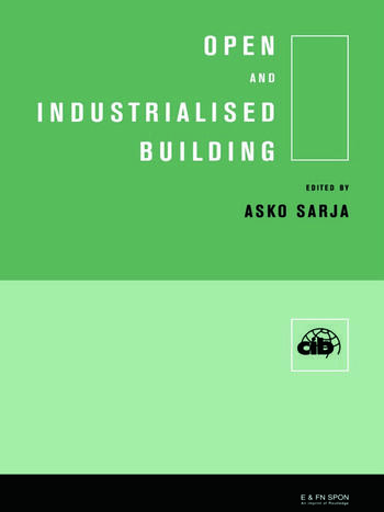 Open and Industrialised Building book cover