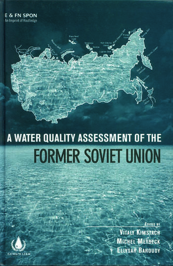 A Water Quality Assessment of the Former Soviet Union book cover