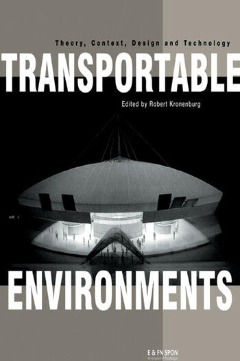 Transportable Environments book cover