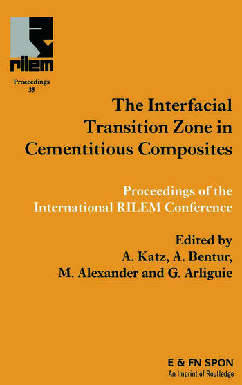 Interfacial Transition Zone in Cementitious Composites book cover