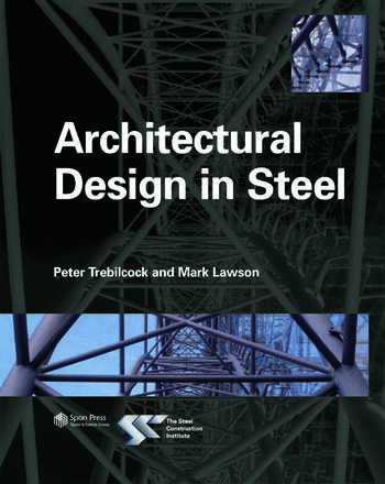 Architectural Design in Steel book cover