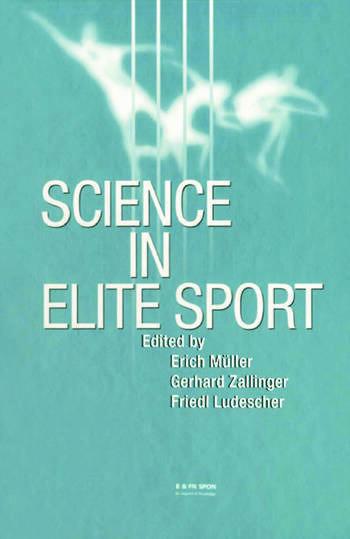 Science in Elite Sport book cover
