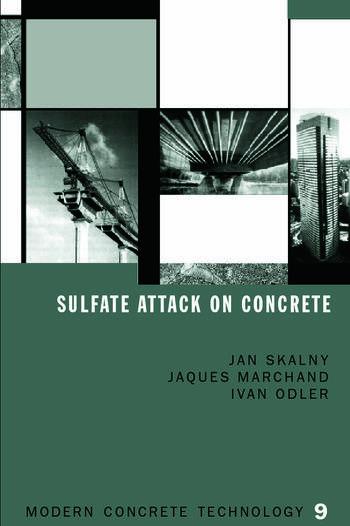 Sulfate Attack on Concrete book cover