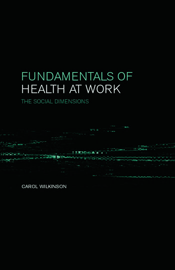 Fundamentals of Health at Work book cover