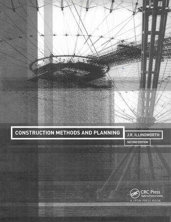 Construction Methods and Planning book cover