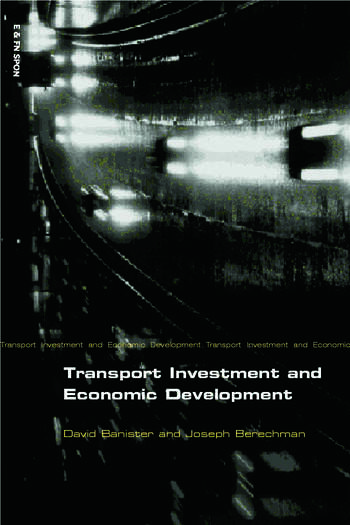Transport Investment and Economic Development book cover