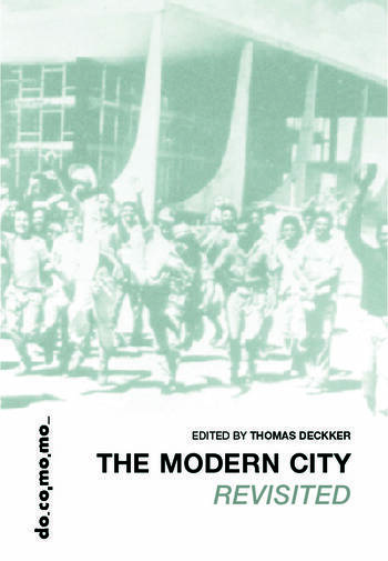 Modern City Revisited book cover