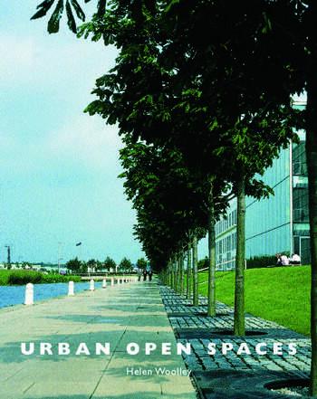 Urban Open Spaces book cover