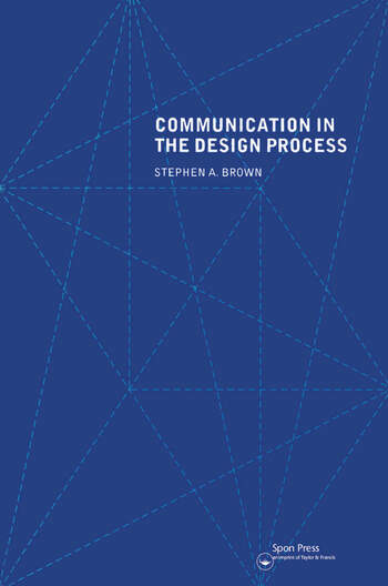 Communication in the Design Process book cover