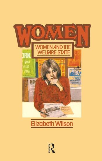 Women and the Welfare State book cover