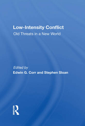 Low-intensity Conflict Old Threats In A New World book cover