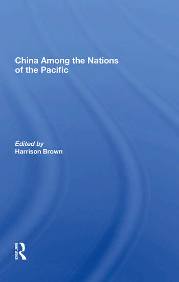 China Among The Nations Of The Pacific book cover
