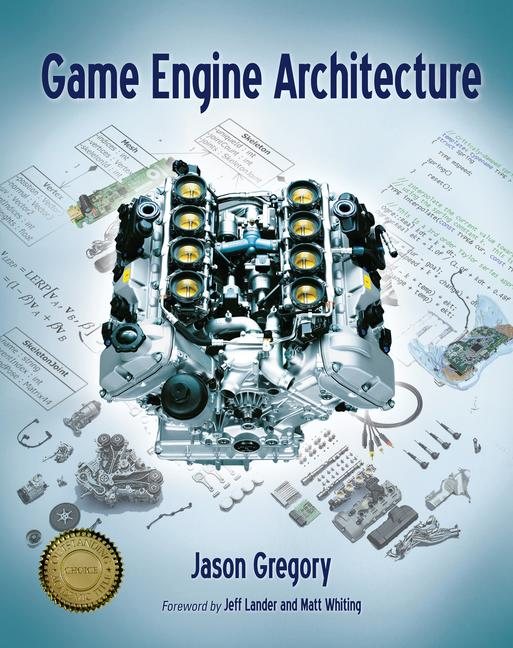 Game Engine Architecture book cover