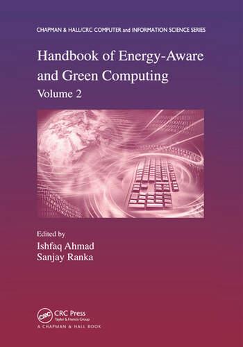 Handbook of Energy-Aware and Green Computing, Volume 2 book cover