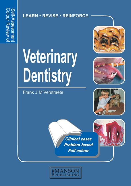 Veterinary Dentistry Self-Assessment Color Review book cover