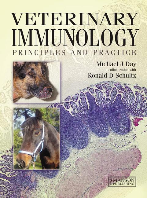 Veterinary Immunology Principles and Practice book cover