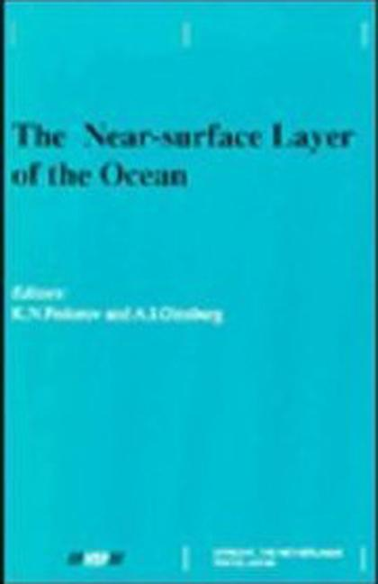 The Near-Surface Layer of the Ocean book cover