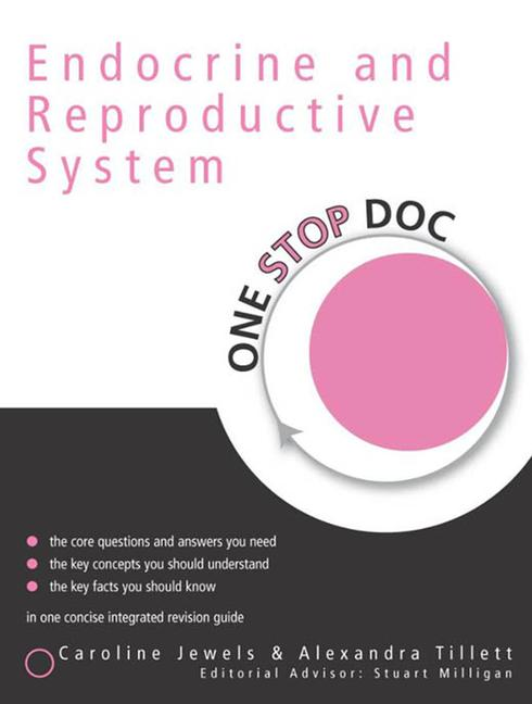 One Stop Doc Endocrine and Reproductive Systems book cover