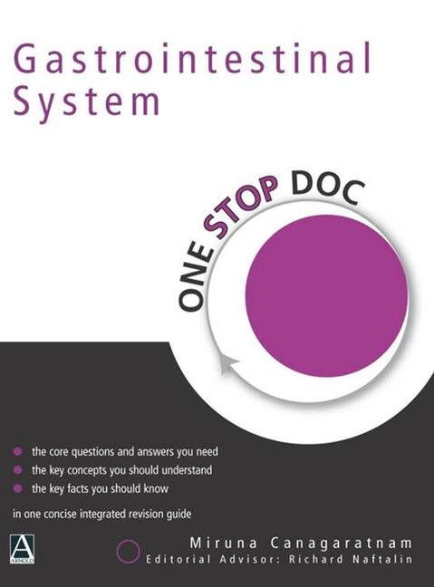One Stop Doc Gastrointestinal System book cover