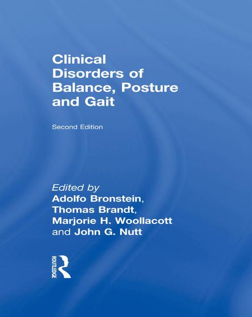 Clinical Disorders of Balance, Posture and Gait, 2Ed book cover